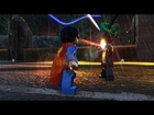 Superman and the Batmobile - LEGO Batman 2: DC Super Heroes