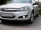 Montaż świateł do jazdy dziennej - Opel Astra III