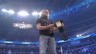 Friday Night SmackDown _ World Heavyweight Champion Chris Jericho Addresses the WWE Universe