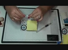 How to make Acrylic Post-it Note Holder