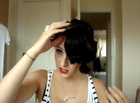 How to Create a Dita Von Teese Hair Style