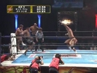 Shinsuke Nakamura, Masato Tanaka & Tomohiro Ishii vs Riki Chosyu, King Fale & Tamon Tonga
