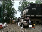 Elderly Couple Killed when Train Hits Car