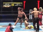 Hiroshi Tanahashi, Tajiri & Kushida vs Riki Choshu, AKIRA & Taichi
