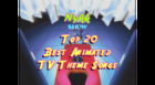 The Top 20 Best Animated TV Show Theme Songs: Part 2 (#10-1)