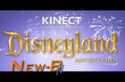 Disneyland Adventures Kinect Demo