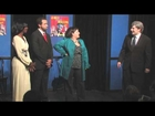 George W. Bush Tells President Obama How To Get a Portrait Done (Comedy Sketch)