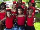 juneteenth performance dedication! with the stajettes