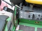 Our John Deere M655 Z trak