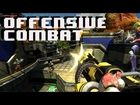 Offensive Combat Trailer iPhone/iPod/iPad/Facebook