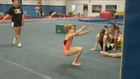 Cheerleading Stunts & Jumps: How to Do a Dive Roll