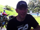 Gerry Cody Talks After Stage 3 of His First La Ruta