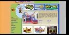 Fantastica website sobre castillos hinchables a la venta