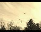 Daytime UFO over Kensington Metro Park Michigan - December 2