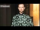 First Look - Yves Saint Laurent Spring 2012 at Paris Fashion Week PFW ft Kylie Minogue   FashionTV - FTV
