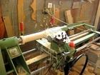 Semi automatic wood lathe.avi