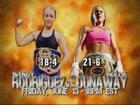 Holly -The Preacher's Daughter- Holm vs Mary Jo -KO- Sanders