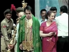 Dilip Kumar and Saira Banu Recieves SIES Award