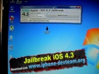 I am jailbreaking apple ios 4.3