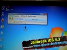 Howto Jailbreak Apple devices on new iOS 4.3 tutorial