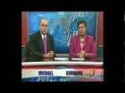 Earthquake & Tsunami WARNING For Jamaica on TVJ News