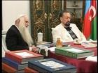 Rabbi Menachem Froman and Harun Yahya (Adnan Oktar) on Live TV Program (November 10, 2009)
