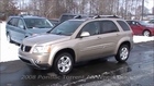 2008 Pontiac Torrent All Wheel Drive Video Tour Crotty Chevrolet Buick