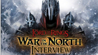 Lord of the Rings: War of the North Interview with Ruth Tomandl