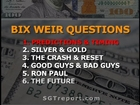 'Predictions & Timing' - YOUR Q's ANSWERED with Bix Weir [Category 1 of 6]