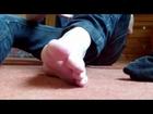 wearing my holey black socks ( part 1 )