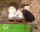Beton Cire sur ancienne vasque - Emission Coté Maison