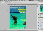 How to Design a Magazine Front Cover in Photoshop