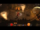 Diablo 3 Bosskill Zoltun Kulle on Inferno as barb with 2h