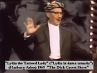 Groucho Marx canta Lydia the tattooed lady x 2