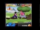 DBZ Ultimate Butouden Gameplay (Gohan vs Buu)