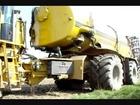 Challenger Terra Gator 3244 + NMS-trailer (Partoens Agro Service Bree)