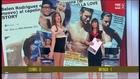 Quelli che il calcio: Belen Rodriguez interpretata da Virginia Raffaele - 1x06 (22/04/12)