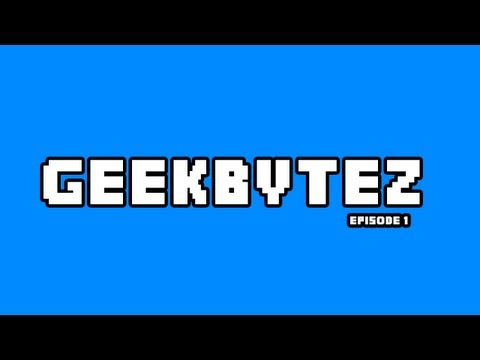Geek Bytes Podcast Ep.1 - Surface Tablet, Windows Phone 8, and the 3DS XL | PopScreen