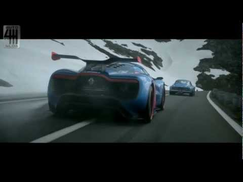 Renault Alpine A110 vs A110-50 con Jean Ragnotti | PopScreen
