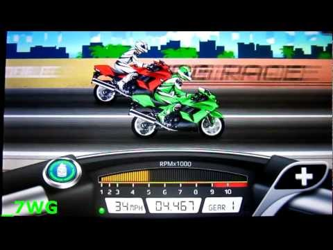 Drag Racing Bike Edition: How To Tune A Level 10 Ninja 1400 4.467s 1/8 ...