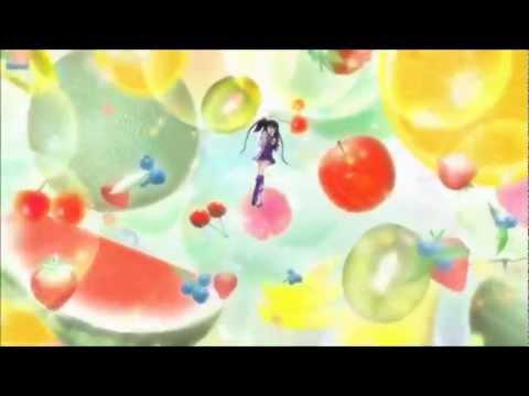 Pretty Rhythm Aurora Dream: KANAME - Fresh fruits basket (TAKEN FROM EPISODE 42)   PopScreen