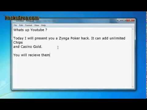 Texas Holdem Poker 2012 Hack Chips Unlimited Free !!! | PopScreen