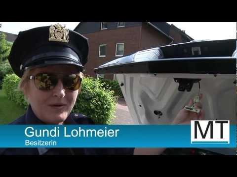 Mit New Yorker Polizeiauto im Mühlenkreis unterwegs | PopScreen