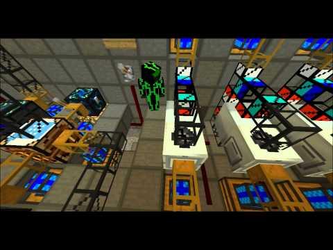 Tekkit Legends Low Voltage Solar Panel Dynamische