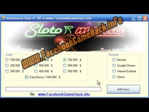 Tutorial] How to Cheat Slotomania Facebook Coins | PopScreen