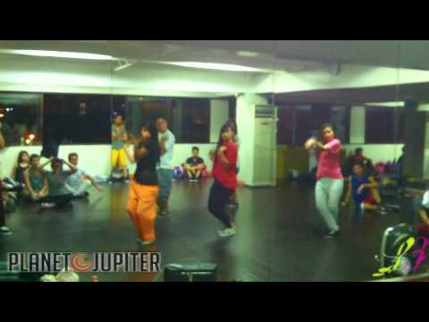 Dani's Took the Night by Chelley ( Funk Jazz Class) | PopScreen