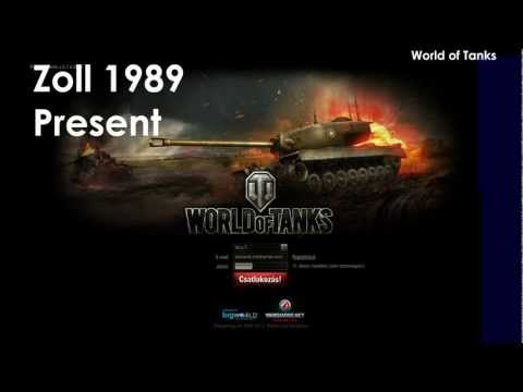 World of Tanks Játék bemutató | PopScreen