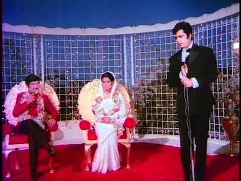 Mere Dost Tujhe Tera Meet Mubarak Mohd Rafi Film Dharkan (1972) Music Ravi | PopScreen