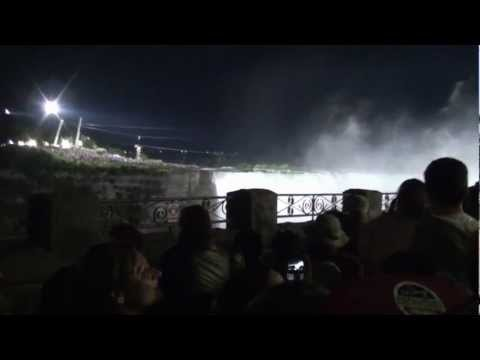 Great Walk Over Niagara! - Nik Wallenda - CONGRATS!!! 2012 | PopScreen