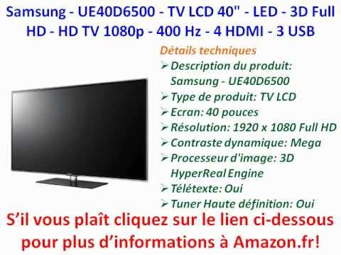 Samsung - TV LCD 40